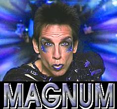 Zoolander Magnum | RM.