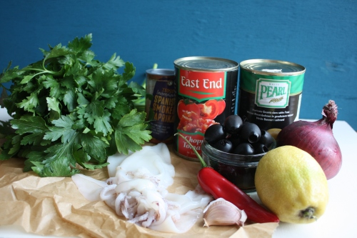 jamie oliver stewed squid ingredients
