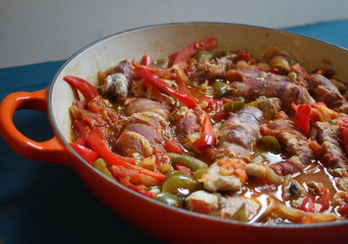 pheasant basquaise one pot wonder resize