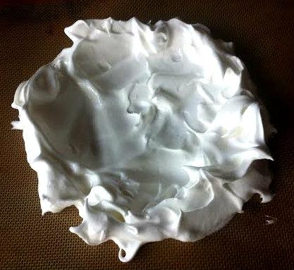pavlova meringue