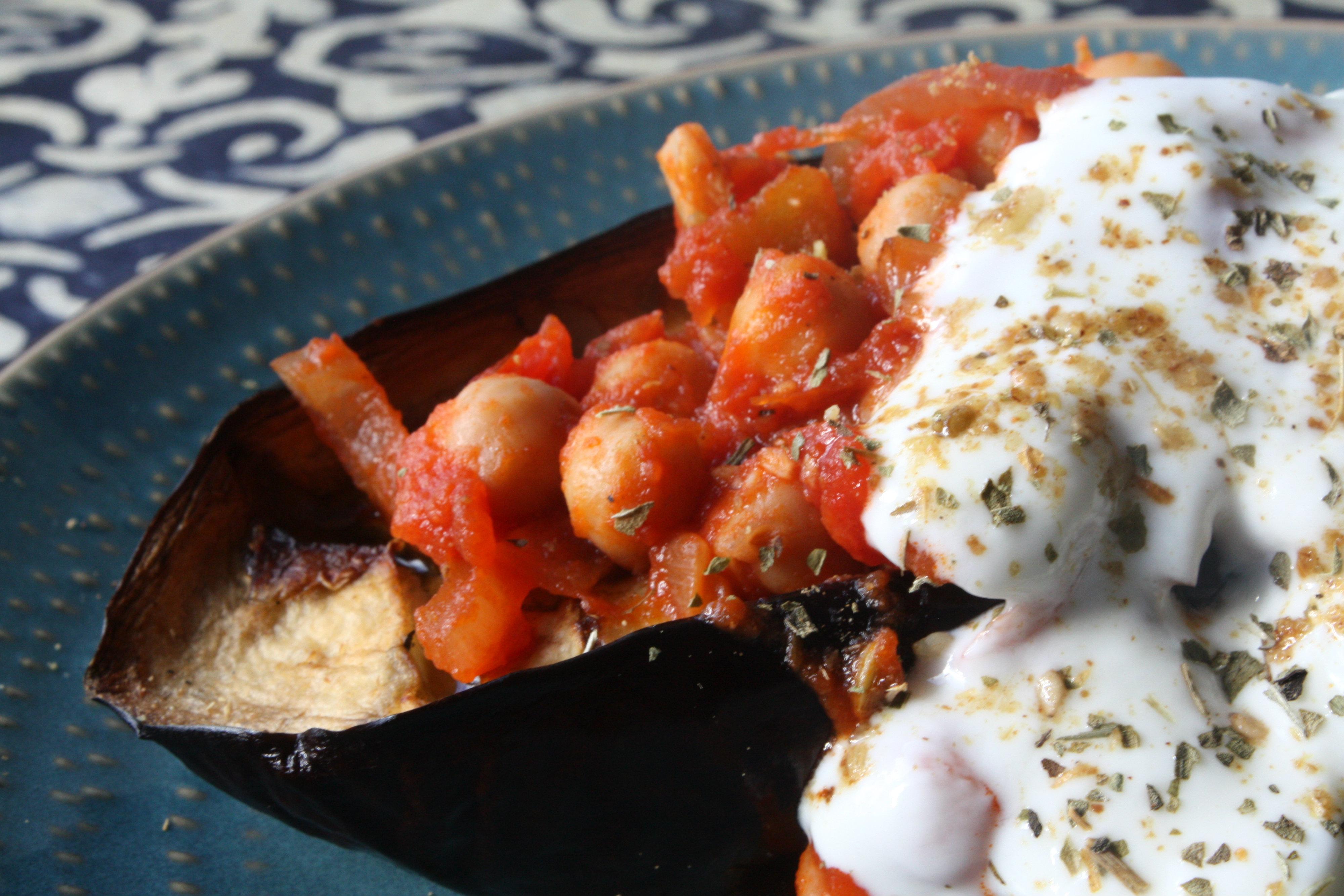 oven baked aubergine2
